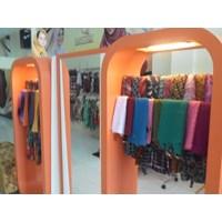 Rak Etalase Pakaian - Semarang