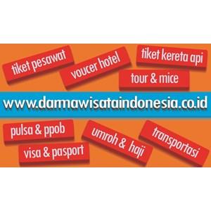 Tiket Pesawat Online By PT. Darmawisata Indonesia