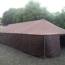 tenda pengungsian 6x14