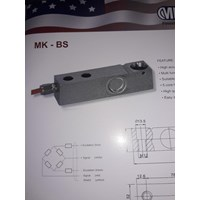LOADCELL SHEARBEAM TYPE BS  1