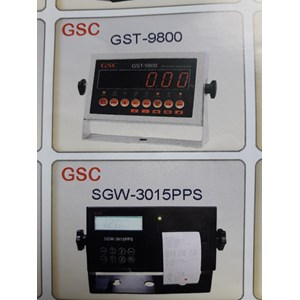 INDIKATOR SGW - 3015 PPS MERK GSC