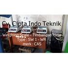 TIMBANGAN DIGITAL SW 1 - WR MERK CAS  2