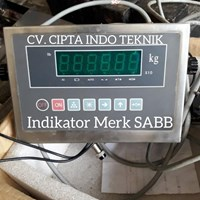 SABB - INDIKATOR TIMBANGAN