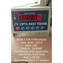 SGW 3015 SERIES INDIKATOR TIMBANGAN