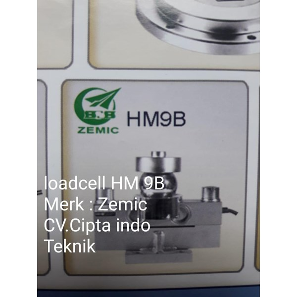 LOAD CELL  HM 9B  MERK ZEMIC