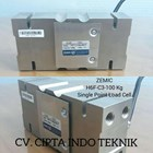 LOAD CELL  H6F  100  Kg  MERK   ZEMIC  1