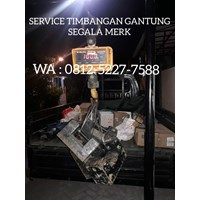 SERVICE  TIMBANGAN  GANTUNG  SURABAYA