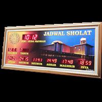 Jadwal Sholat digital