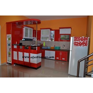 Sell Minimalist Kitchenset From Indonesia By Aya Interior Cheap Price