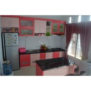 Jual Kitchen Set Minimalis 1 Harga Murah Palembang Oleh Aya Interior