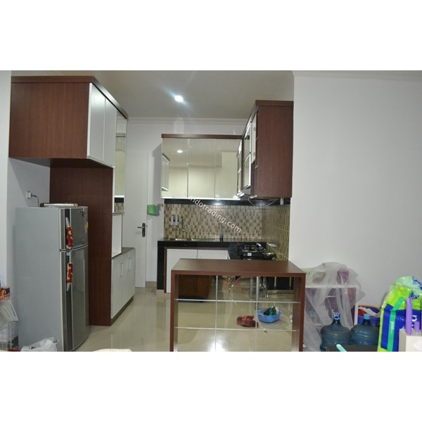 Jasa Kitchen Set Bpk Poltak Demang Palembang Oleh Aya Interior