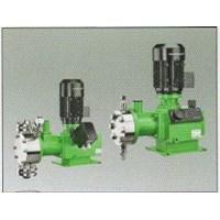 Hydraulic Piston Diaphragm Dosing Pump