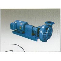 Frame Mounted Single Stage end suction pumps