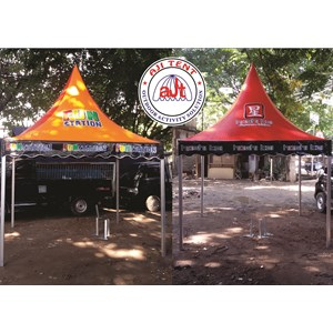Tenda Promosi Sarnafil