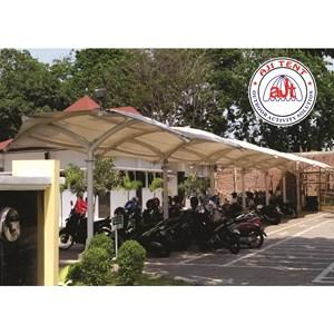 Tenda membrane Canopy untuk area parkir