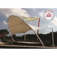 Tenda membrane panggung 1