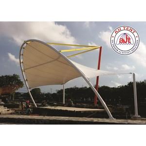 Tenda membrane panggung