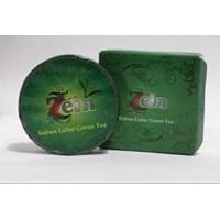 Sabun Lulur Zein Aroma Green Tea
