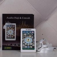 Jual Al-Qolam Audio Haji Dan Umroh