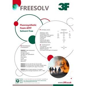 Foam Pemadam Fluoro Synthetic AFFF Solvent Free