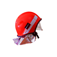 FIRE HELMET ZHIELD - ZFH1000