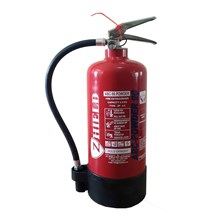 Zhield Fire Extinguisher ABC Powder 90