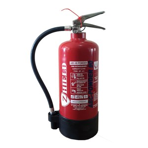 Zhield Fire Extinguisher ABC Powder 90