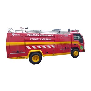 FIRE TRUCK PORTABLE PTO