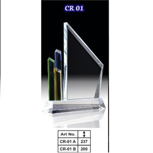 Plakat cristal CR01