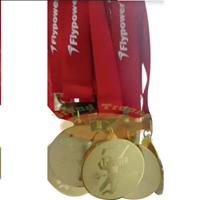 Jual Medali Logam Gold