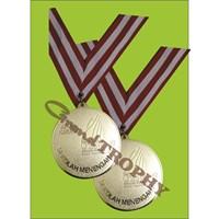 Medali Logam Olimpiade 1