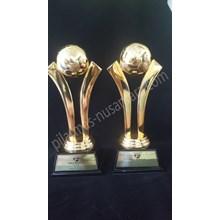 Piala trophy sepak bola