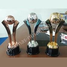 Trophy sepakbola wanita