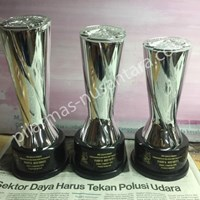 Jual Trophy Logam independence day