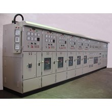 Panel Listrik MSB (Main Switch Board)