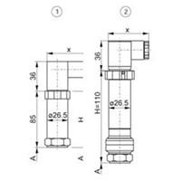 Pressure Transducer Pmp 131