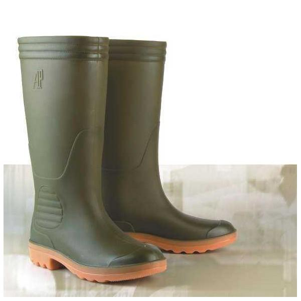 Jual Sepatu Boots AP ORIGINAL 9506 HIJAU. Harga Murah