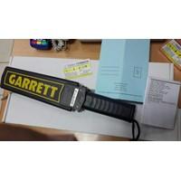 Detector Metal Logam GARRETT Scanner GARRET