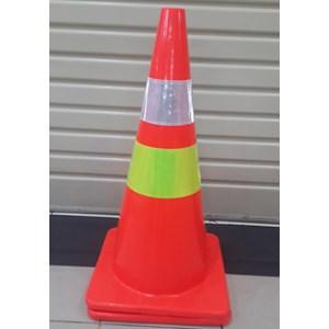 Dari  Traffic Cone Base oranye 70 Cm 911 0