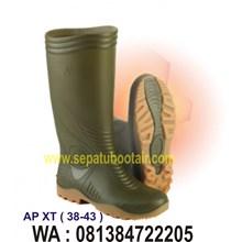 Boots Sepatu AP XT Hijau