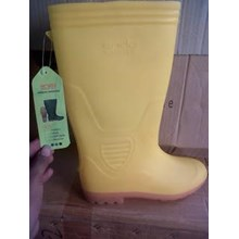 BOOTS YELLOW YELLOW ANDO