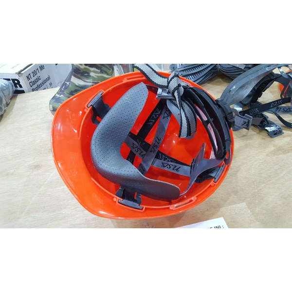 Helm Safety NSA Original Nylon Putar Fastrack