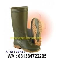 Sepatu Boot AP XT Hijau Tinggi