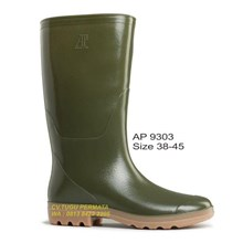 Sepatu Boot AP 9303 Hijau Green