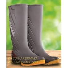 Sepatu Boot AP Ultimate Grey Abu Abu