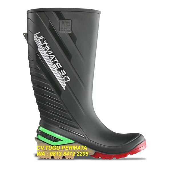 Sepatu Boot AP ULTIMATE Green