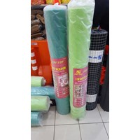 Jual Kawat Parabola PVC Tritop Kawat Nyamuk Parabola Tritop Plastik PVC