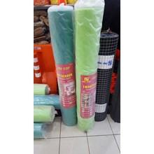 Kawat Parabola PVC Tritop Kawat Nyamuk Parabola Tritop Plastik PVC