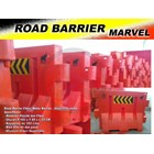 ROAD BARRIER MARVEL WATER BARRIER MARVEL TRAFFIC BLOCK MARVEL 2