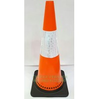 TRAFFIC CONES BESGARD BASE HITAM 75CM 1